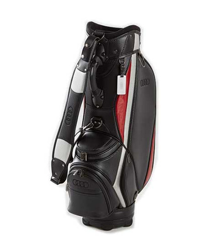 Golf caddie bag (black)