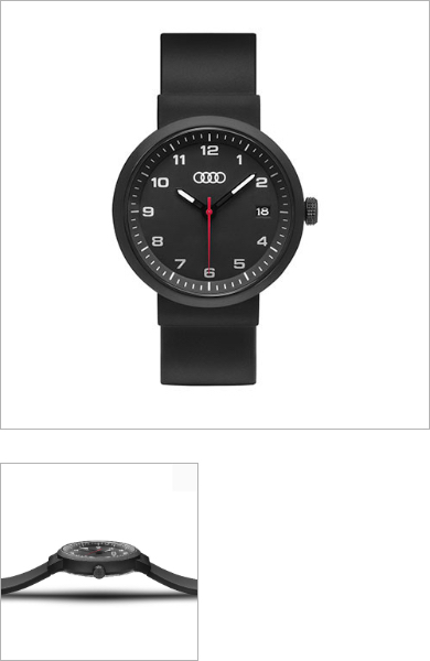 Audi Watch (black)
