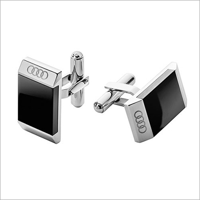 Four Rings cuff links
