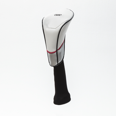 Dr Head cover (white)