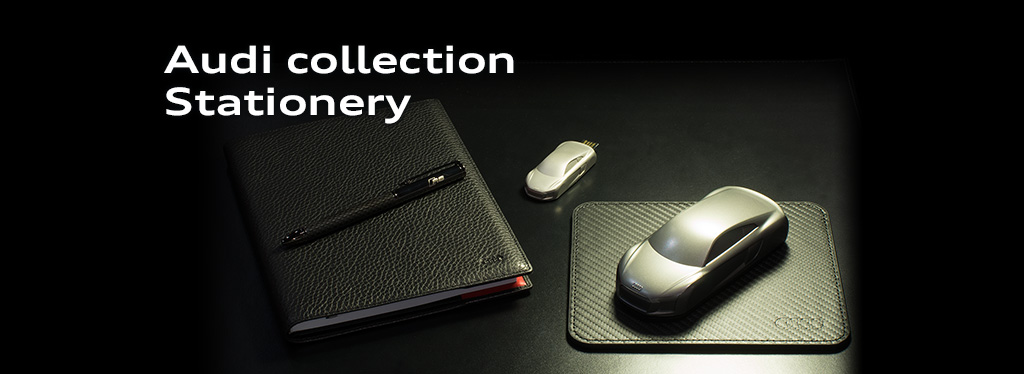 Audi collection Stationery