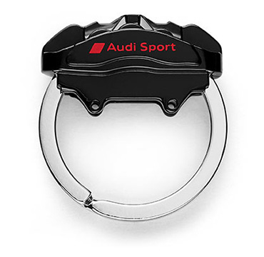 Audi Sport Key ring brake caliper