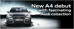 New A4 debut