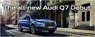 The all-new Audi Q7 Debut