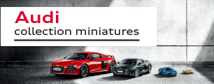 Audi collection miniatures 2020