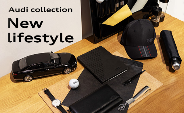 Audi collection New lifestyl