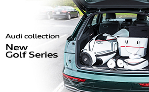 Audi collection New Golf Series