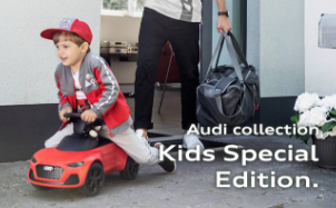 Audi collection Kids Special Edition.