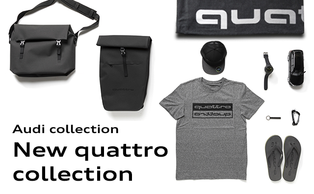 audi collection New quattro collection