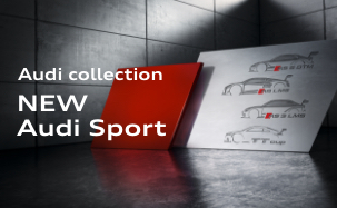 Audi collection NEW Audi Sport