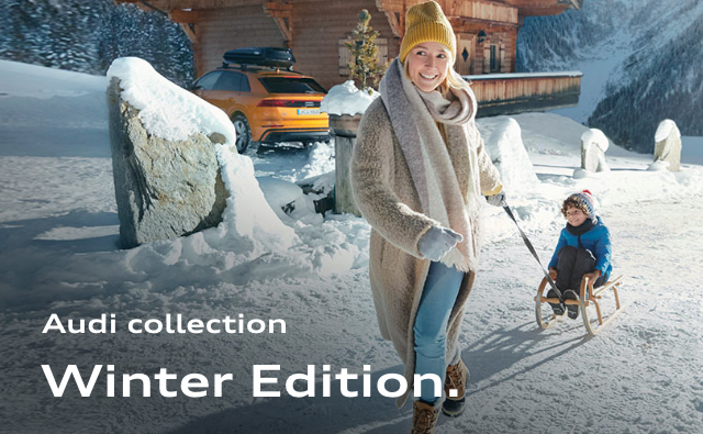 Audi collection Winter Edition.