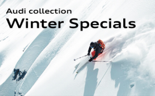 Audi collection Winter Special